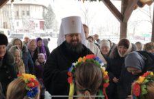 Архієрейське богослужіння в Хмільнику.