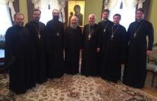 Духовенство Вінницької єпархії зустрілось з Предстоятелем.