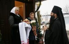 Архієпископ Варсонофій відвідав храм святого великомученика Димитрія Солунського.