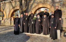 Відбулось чергове засідання Координаційної ради канонічних архієреїв єпархій УПЦ на Вінниччині.