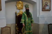 Архієпископ Варсонофій молитовно відзначив день Тезоіменитства.