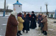 Освячення престолу та архієрейська Літургія в Козятинському районі.