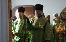 Престольне свято в Барському монастирі.