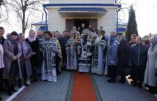 Літургія Передосвячених Дарів у Калинівському районі.
