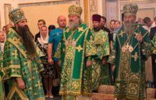 Митрополит Варсонофій співслужив Предстоятелю УПЦ в Києво-Печерській лаврі.