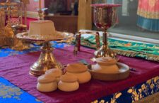 Митрополит Варсонофій взяв участь у святкуванні перенесення мощей преподобного Феодосія Печерського.