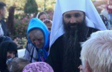 Престольне свято в Браїлівському монастирі.
