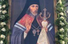 Митрополит Варсонофій взяв участь у святкуванні знайдення мощей святителя Іоасафа Білгородського в Прилуках.
