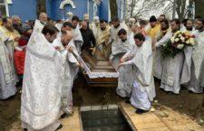 Митрополит Варсонофій звершив відспівування покійного протоієрея Сергія Малиновського в м. Ладижин