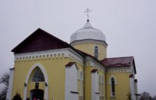 Пограбовано Преображенський храм села Курилівка