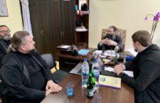 Відбулось зібрання керівників відділів Вінницької єпархії