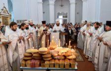 У Браїлівському Свято-Троїцькому монастирі вшанували пам'ять схіархім. Кирила