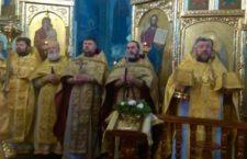 Літургія та загальна сповідь духовенства Хмільницького благочиння