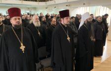 Відбулись загальні збори Вінницької єпархії