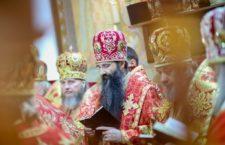 Митрополит Варсонофій співслужив Предстоятелю УПЦ у с. Ковалівка