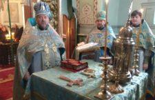 Соборне богослужіння у Хмільницькому районі