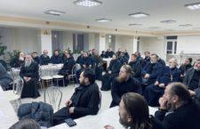 Відбулись збори духовенства міста Вінниці