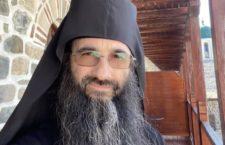 Митрополит Варсонофій висловлює усім подяку за привітання з Днем Ангела