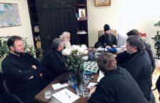 Відбулись збори благочинних Вінницької єпархії