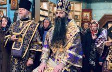 ВІДЕО. Архієрейське богослужіння у древньому Свято-Миколаївському храмі Вінниці