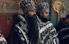 Митрополит Варсонофій звершив першу в році літургію Передосвячених Дарів (+відео)