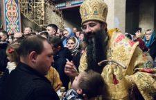 Митрополит Варсонофій звершив Всенічне бдіння напередодні Неділі Торжества Православ'я