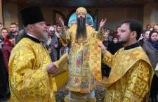 Божественна літургія у Неділю Торжества Православ'я