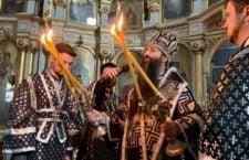 Митрополит Варсонофій звершив літургію Передосвячених Дарів у м. Бар