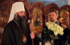 Митрополит Варсонофій звершив читання четвертої частини Великого покаянного канону