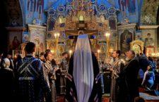 Митрополит Варсонофій прочитав третю частину Великого покаянного канону